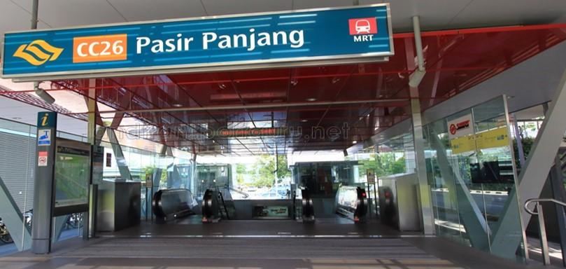 Pasir Panjang MRT